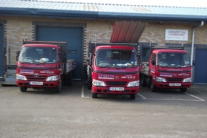 Grimston Garage Removal Vans